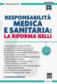 Responsabilità medica e sanitaria: la riforma Gelli - Librerie.coop