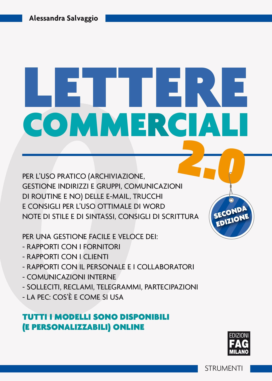 Lettere Commerciali 2 0 Alessandra Salvaggio Ebook