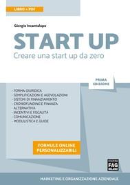 Start up - copertina