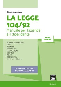 La Legge 104/92 - Librerie.coop