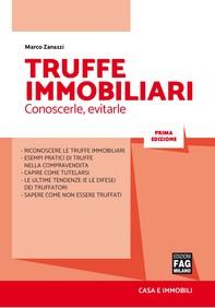 Truffe immobiliari - Librerie.coop