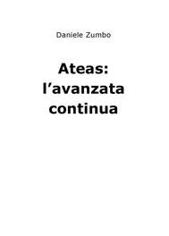 Ateas: l'avanzata continua - copertina