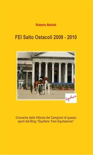 FEI Salto Ostacoli 2009-2010 - copertina