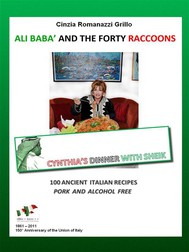 Ali Babà and the forty raccoons - copertina