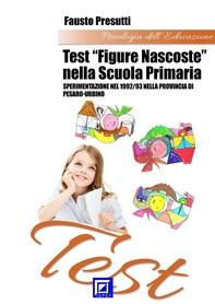 """Test """"Figure Nascoste"""" nella Scuola Primaria - Librerie.coop"""