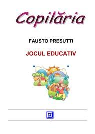 Jocul Educativ - copertina