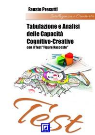 """Tabulazione e Analisi delle capacità Congitivo-Creative con il Test """"Figure Nascoste"""""""" - Librerie.coop"""