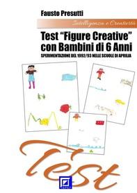 """Test """"Figure Creative"""" con Bambini di 6 anni - Librerie.coop"""