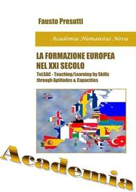 La Formazione Europea nel XXI secolo - Librerie.coop