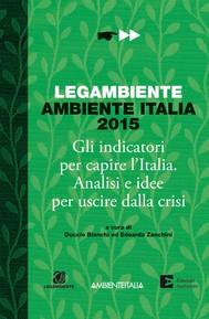 Ambiente Italia 2015 - copertina