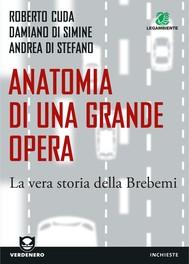 Anatomia di una grande opera - copertina