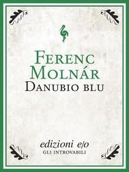 Danubio blu - copertina