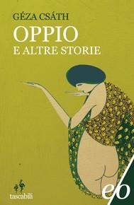 Oppio e altre storie - copertina