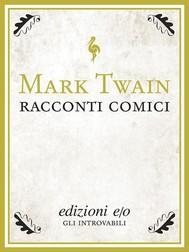Racconti comici - copertina