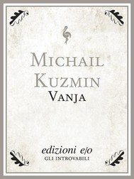 Vanja - copertina