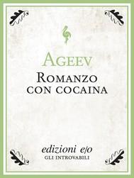 Romanzo con cocaina - copertina