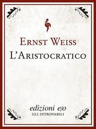 L'aristocratico - copertina