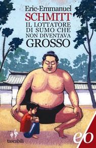 Il lottatore di sumo che non diventava grosso - copertina