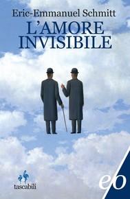 L'amore invisibile - copertina
