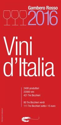 Vini d'Italia 2016 - Librerie.coop