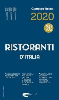 Ristoranti d'Italia 2020 - Librerie.coop