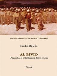 Al Bivio - copertina