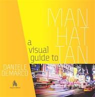 A visual guide to Manhattan - copertina