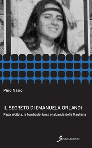 Il segreto di Emanuela orlandi - copertina