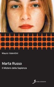 Marta Russo - copertina