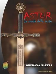 Astur - La spada della sorte - copertina