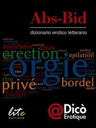 ABS-BID Dizionario Erotico Letterario - copertina