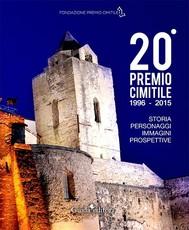 20° Premio Cimitile 1996-2015 - copertina