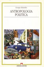 Antropologia politica - copertina