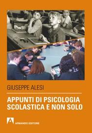 Appunti di psicologia scolastica e non solo - copertina