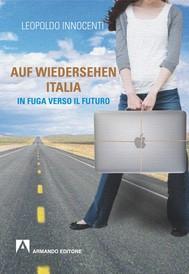 Auf Wiedersehen Italia - copertina