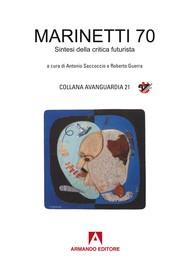 Marinetti 70 - copertina