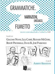 Grammatiche. Narrazioni, linguaggi, fumetto - copertina