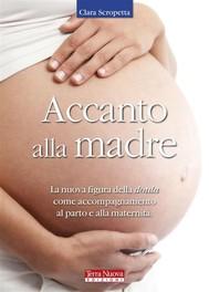 Accanto alla madre - copertina