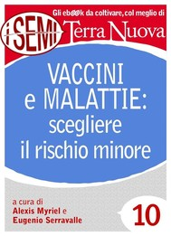 Vaccini e malattie: scegliere il rischio minore - copertina