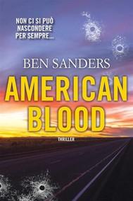 American Blood - copertina