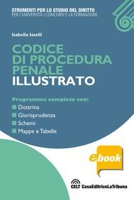 Codice di procedura penale illustrato - copertina