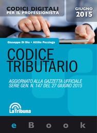 Codice tributario per il professionista - copertina