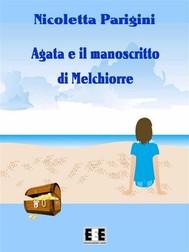 Agata e il manoscritto di Melchiorre - copertina
