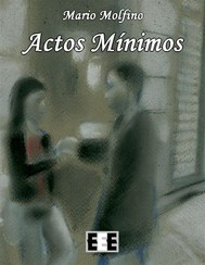 Actos Mínimos - copertina