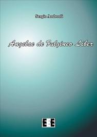 Angelae de Fulgineo Liber - copertina