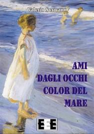 Ami dagli occhi color del mare - copertina
