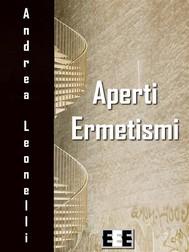 Aperti ermetismi - copertina