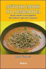 Antichi sapori di Lombardia - copertina