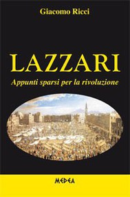Lazzari - appunti sparsi per la rivoluzione - copertina