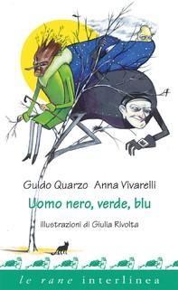 Uomo nero, verde e blu - Librerie.coop